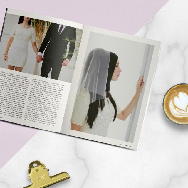 Nubby Twiglet | Rock n Roll Bride Issue 7 Feature