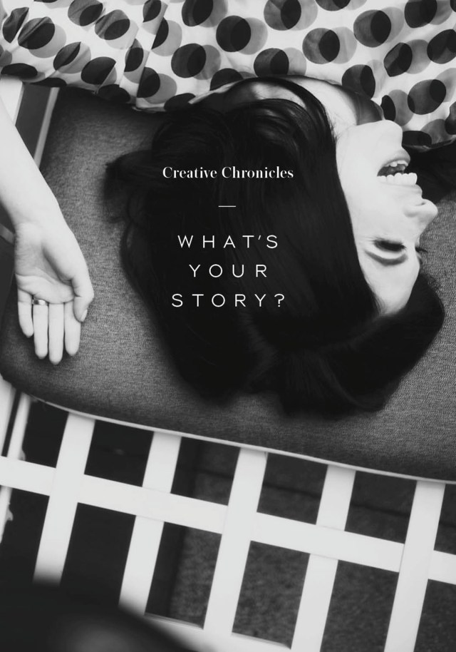 Nubby Twiglet | Creative Chronicles: What's Your Story?