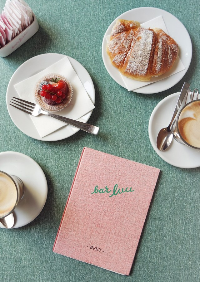 Nubby Twiglet | Out & About: Bar Luce