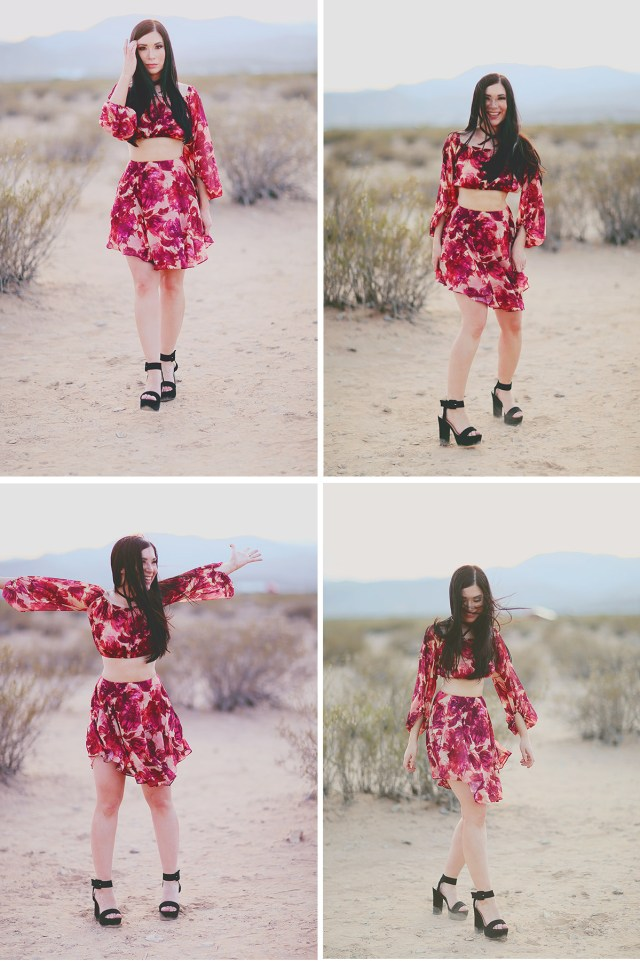 Nubby Twiglet | Style Direction: Desert Rose