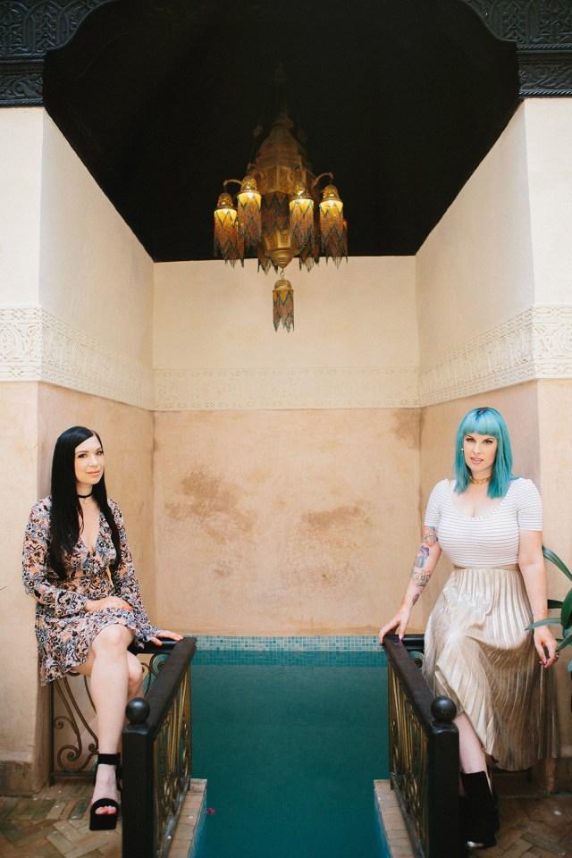 Nubby Twiglet   What I Wore: Marrakech