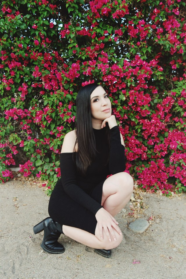 Nubby Twiglet | What I Wore: All Black in Palm Springs