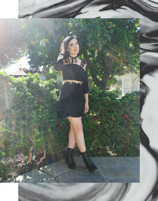 Nubby Twiglet | What I Wore: The Sunburst
