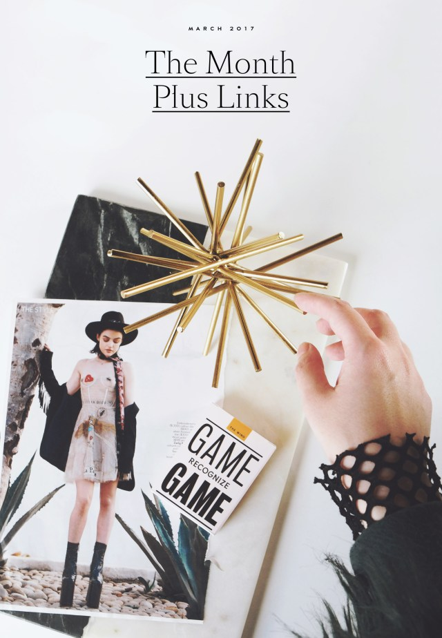 Nubby Twiglet | The Month + Links