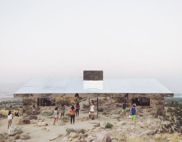 Nubby Twiglet | Doug Aitken Mirage Palm Springs