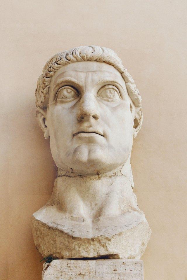 Nubby Twiglet | Art Appreciation: Colossus of Constantine