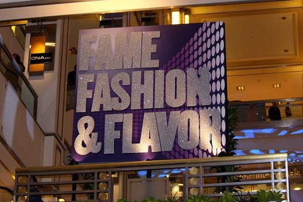 Fashion's Night Out: Fame, Fashion, & Flavor!