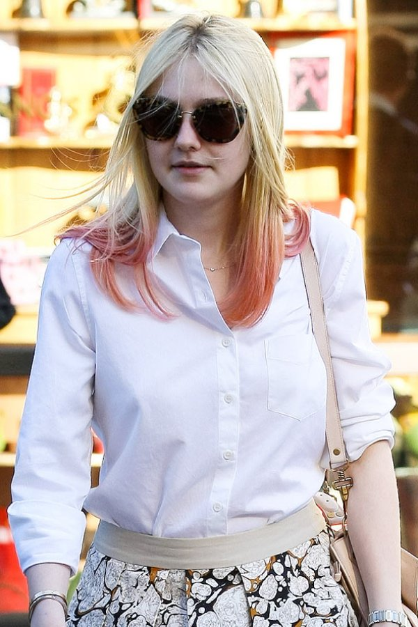 10 Colorful Ways Celebrities Wear Ombre This Spring