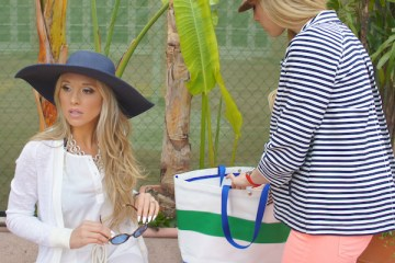 The Perfect Summer Travel Bag For Staying Organized: Hayden Reis