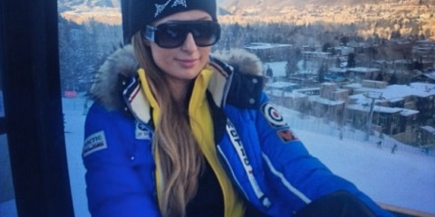 10 Surpising Things Paris Hilton Did In Aspen And How Many Snelfies Taken