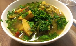 vegetable soup recipe - detox and weight loss - turmeric (1)