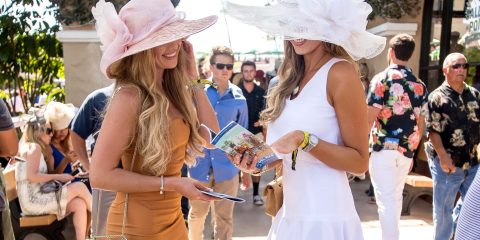 What to wear Opening Day Del Mar Races 11