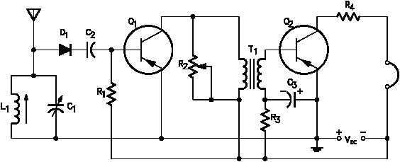 electronic circuits circuit diagram example