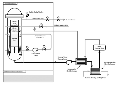 Reactor Water Cleanup System - Nuclear Power Plants World Wide