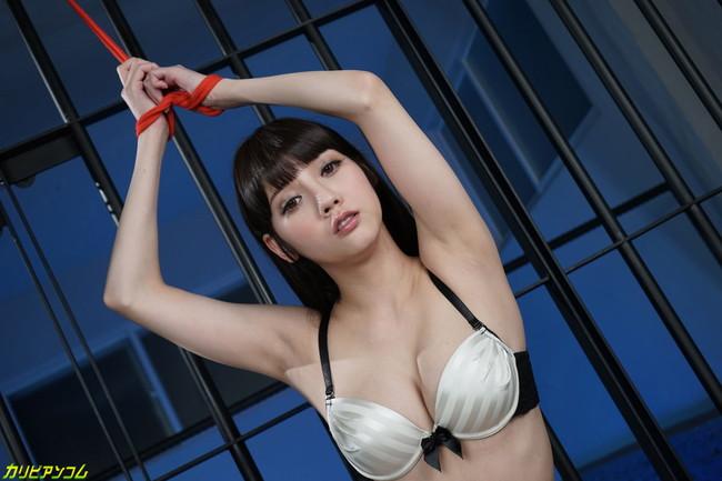 【ヌード画像】牢獄に入れられた美女が艶めかしいw(31枚)