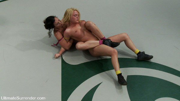 topless female wrestling match 1