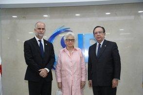Superintendente de Bancos, comprometido con la estabilidad financiera del país