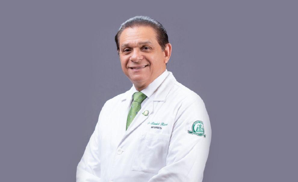 Dr. Daniel Enrique de Jesús Rivera Reyes