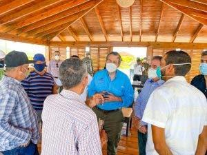 Orlando Jorge Mera solicitó al director del (IAD), investigar irregularidades en Las Dunas de Baní
