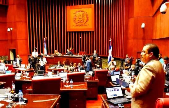 Senadores aprueban autorización emisión y colocación bonos por RD$291,528,487,163 MM