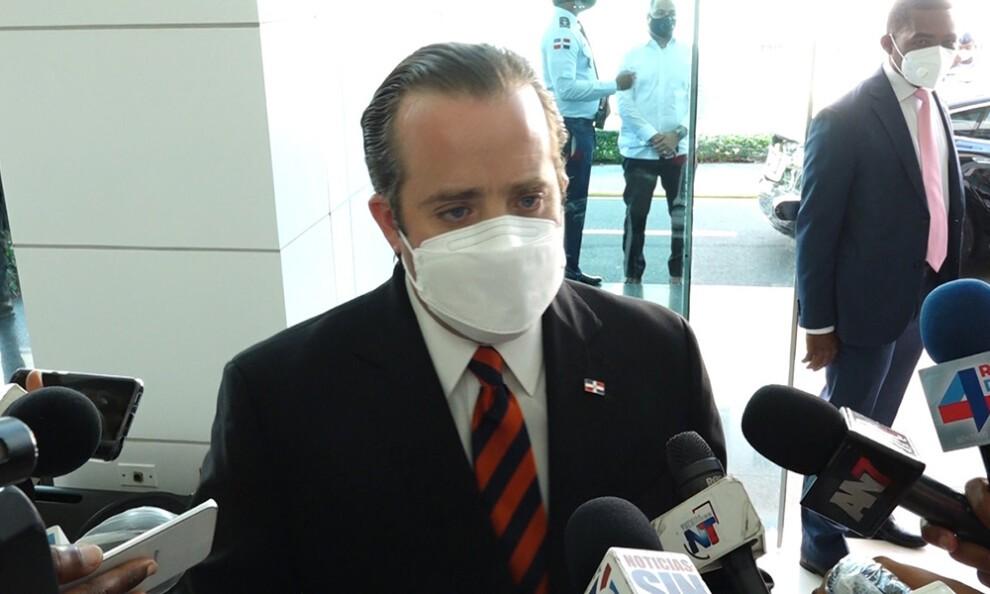 Así respondió Ignacio Paliza sobre caso Kinsberly Taveras