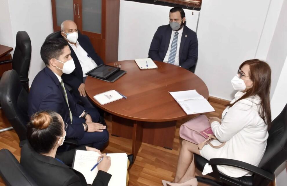 Ministerio de Economía y el CES reactivan comisión para revisión de la Estrategia Nacional de Desarrollo