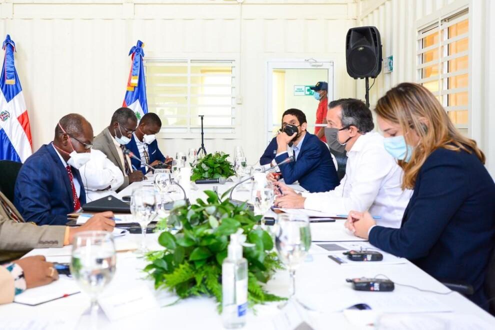 RD y Haití acuerdan desarrollar planes para la conservación de las áreas protegidas transfronterizas