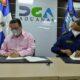 Aduanas y el CESAC firman acuerdo para fortalecer conocimiento en materia de control y seguridad aeroportuaria