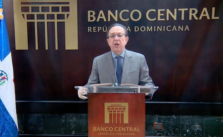 Héctor Valdez Albizu, indicó que el Índice Mensual de Actividad Económica (IMAE) avanzó un 1.1 % en febrero