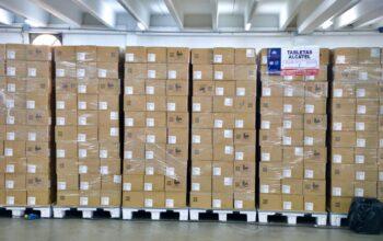 Presidente Abinader inicia entrega mas de medio millón de tabletas para estudiantes educación primaria