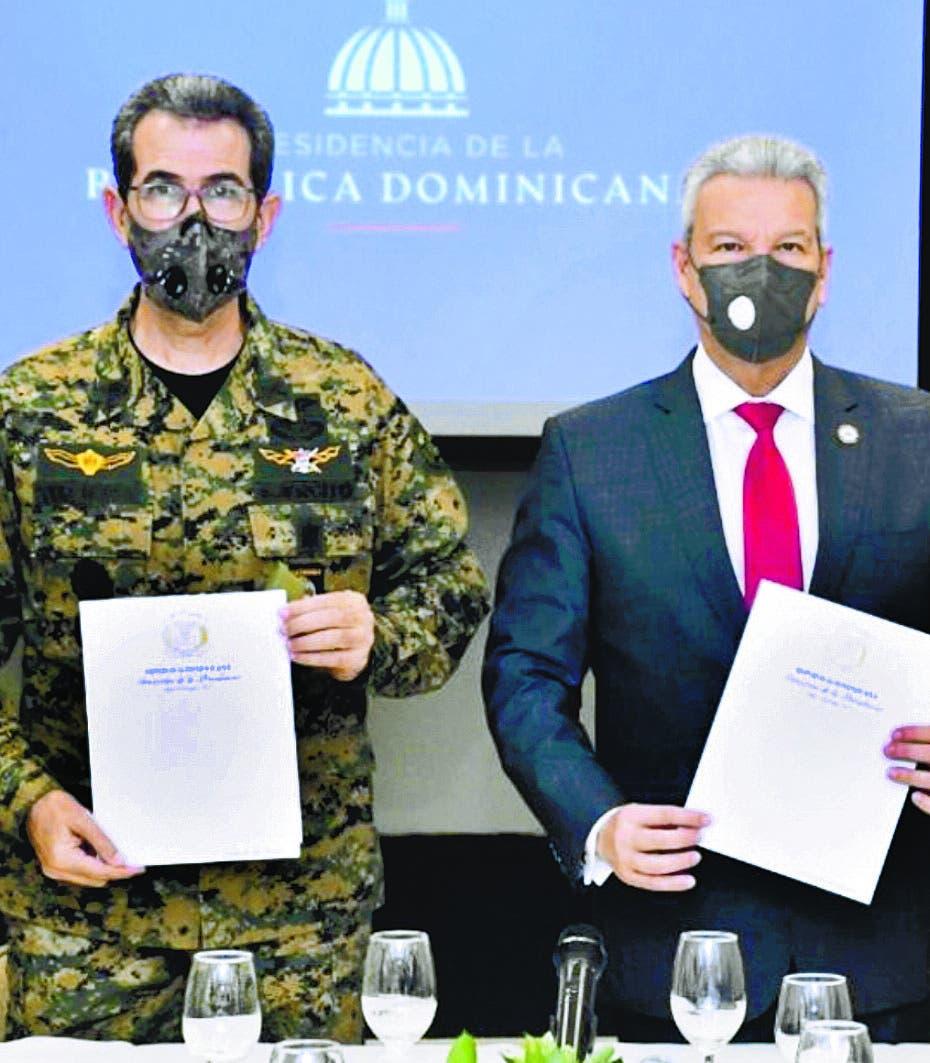 Gobierno incluye a militares en Plan de Vivienda Familia Feliz
