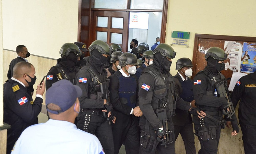 Implicados en caso Coral aún no han sido trasladados a cárcel donde cumplirán prisión preventiva