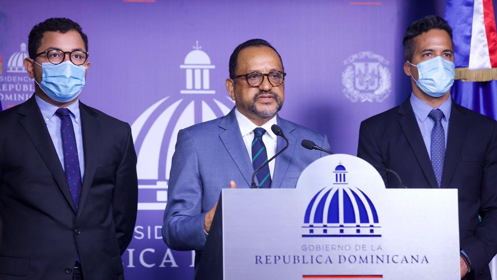 Presidente Abinader impulsa reforma y modernización del DNI