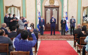 Presidente Abinader califica de actitud patriótica recuperación de los terrenos del Estado