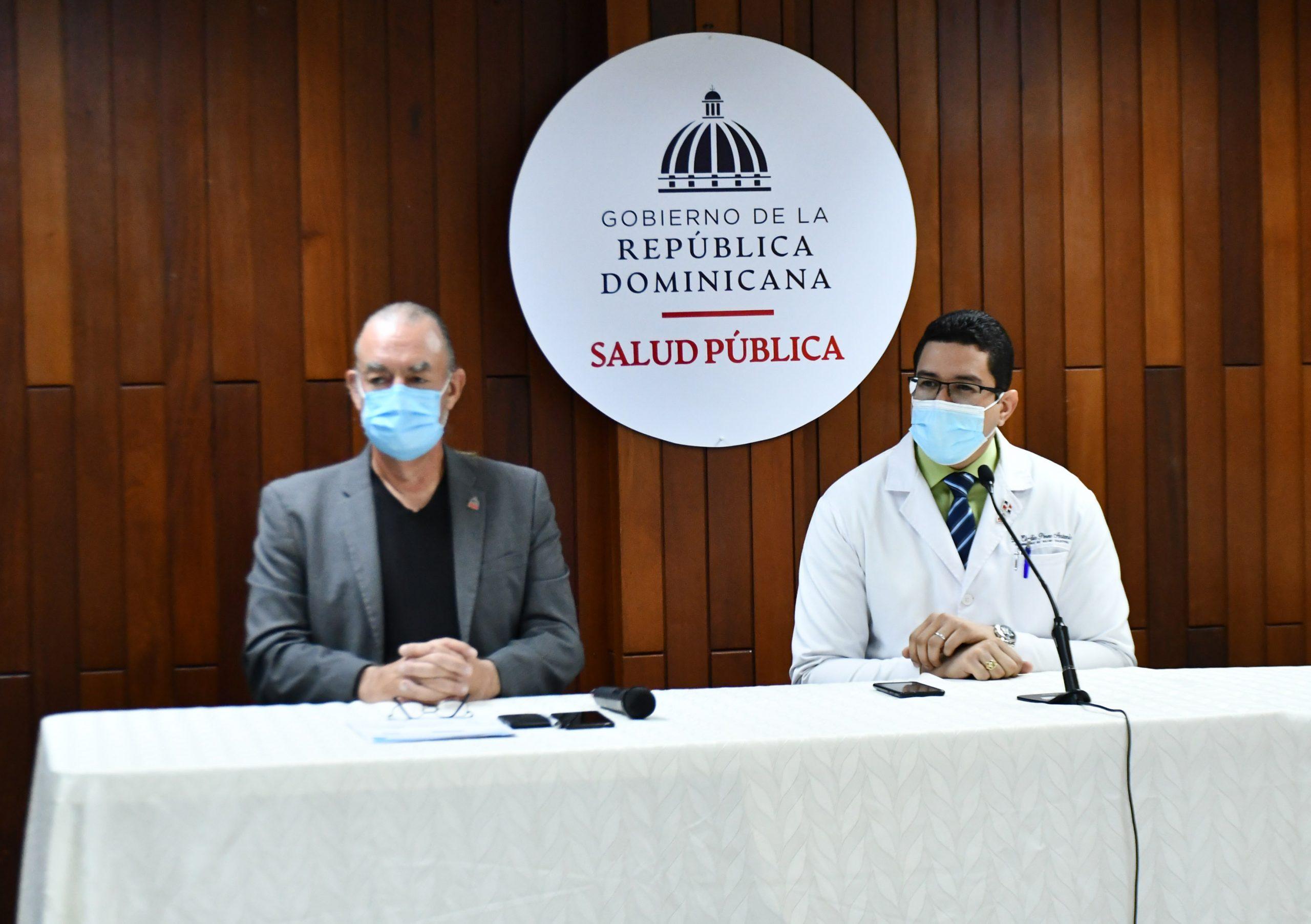 Ministerio de Salud Pública afirmaron este jueves que en el país no circula la variante delta del COVID-19