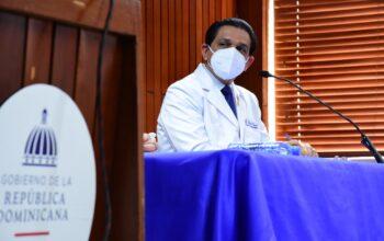 El ministro de Salud, Daniel Rivera, informó que el 48 % de la población meta a nivel nacional ha recibido la segunda dosis del biológico contra el COVID -19