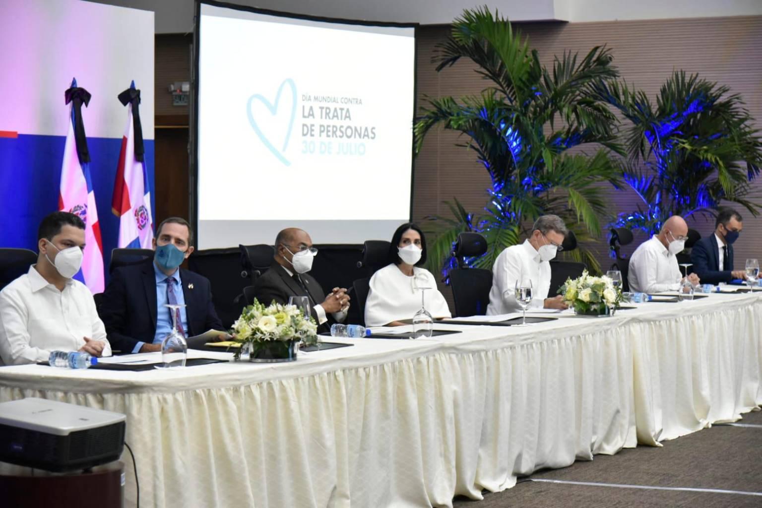 Gobierno dominicano destaca avances logrados para erradicar la Trata de Persona en el país