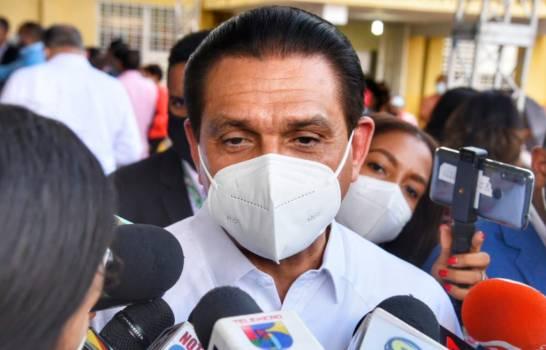 El Ministro de Salud dijo en 15 días harán pruebas masivas PCR y de antígenos en los centros educativos