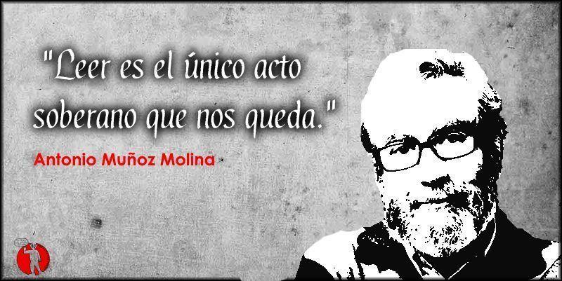 Una aproximación a Antonio Muñoz Molina | La habiación de Clarissa