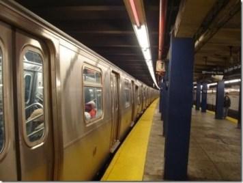 Tren NYC - Foto GGF