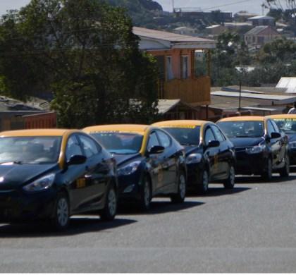 """Huasco: Taxistas solicitan mayor fiscalización a """"servicios piratas"""""""