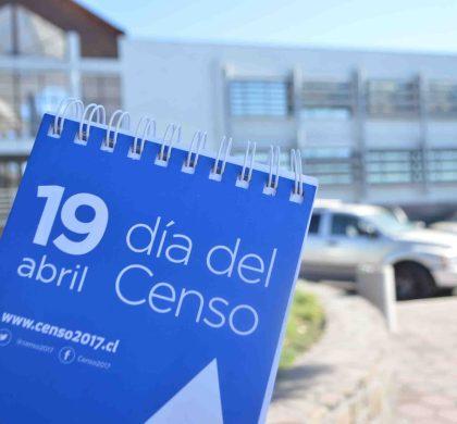 Huasco: avance de un 98% en inscripción de censistas.