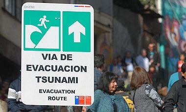 Qué hacer en caso de un tsunami