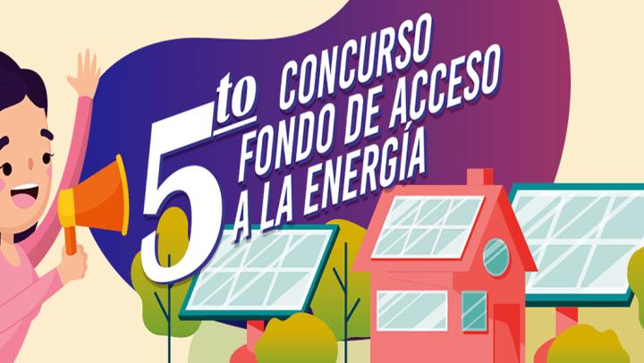 Fondo de Acceso a la Energía 2018