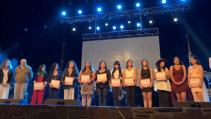 """II Festival de la Voz: Talento de Mujer """"Alcemos la voz contra la violencia"""""""