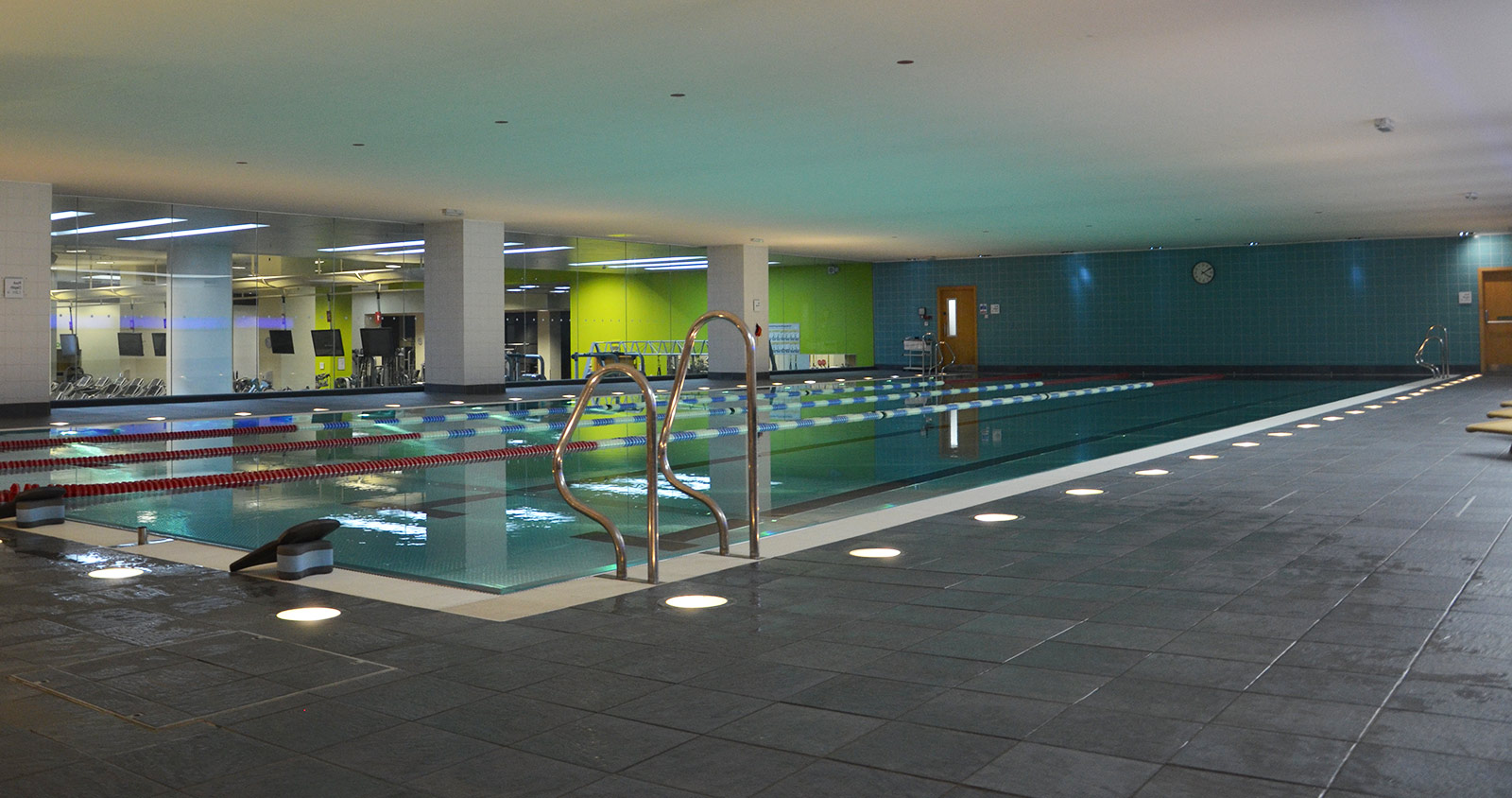 Swimming Pool Jacuzzi Edinburgh Gym In Edinburgh Centre Omni Centre Eh13au Nuffield Health