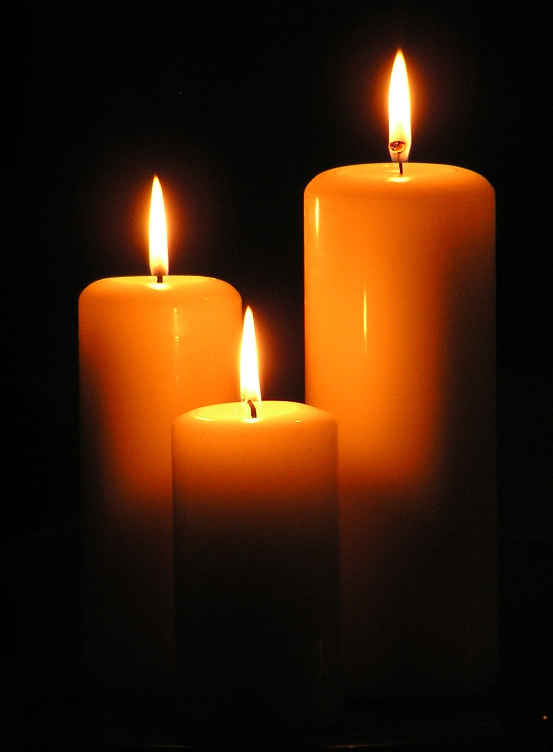 Church Candles Carols By Candlelight Nukelearfishing