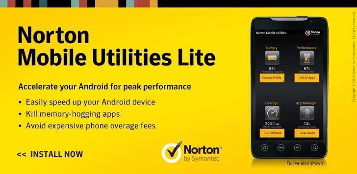 Norton Utilities App Android Free Download