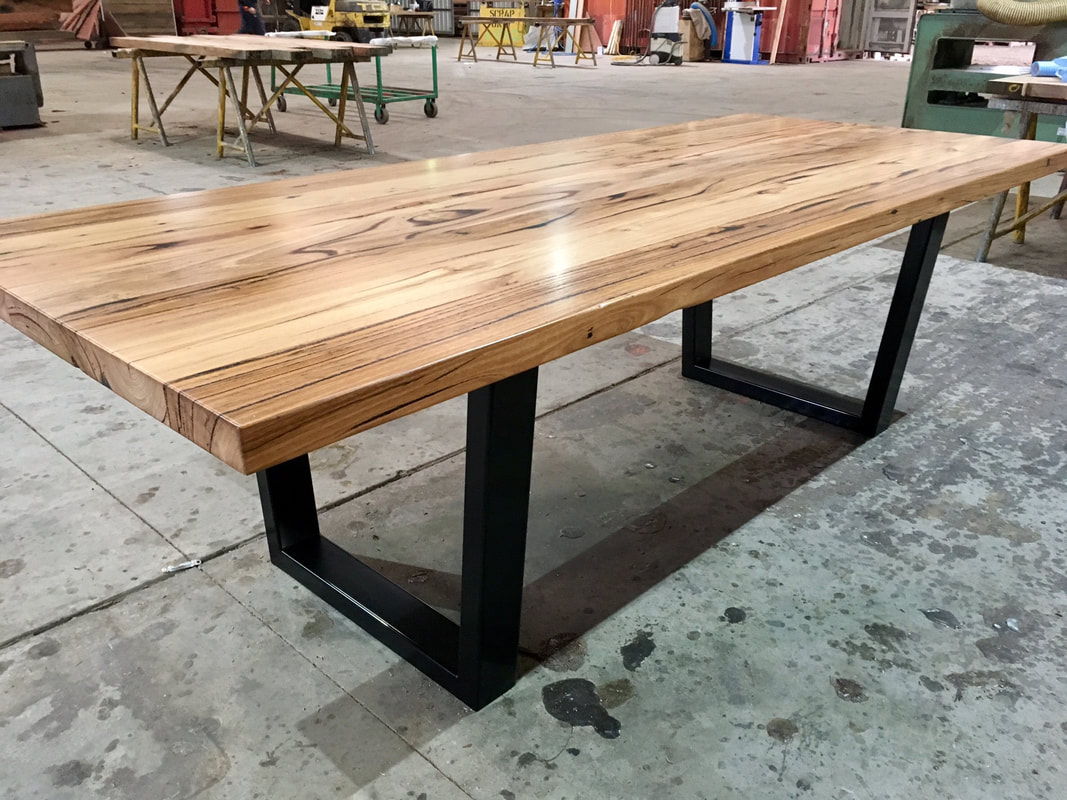 Timber Table Legs Timber Tables Recycled Timber Furniture Nullarbor Sustainable