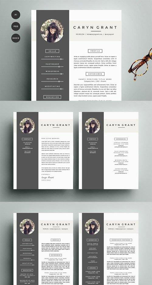 photoshop cv template torrent download